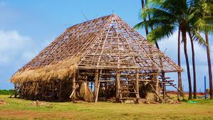 Traditional Hawaiian Building About Maui Nui